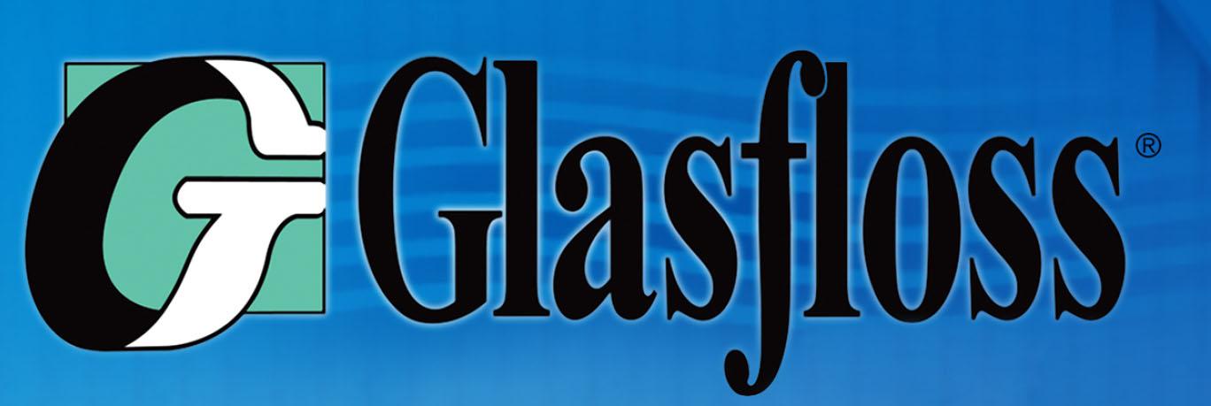Glasfloss