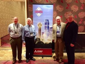 Mitsubishi Electric Hosts Inaugural Diamond Commercial Contractor℠ Business Meeting in Dallas