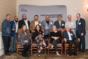 Insco Distributing Celebrates Top 40 RUUD Dealers in San Antonio