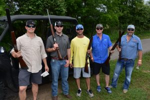 TACCA Greater Houston Crawfish and Sporting Clays