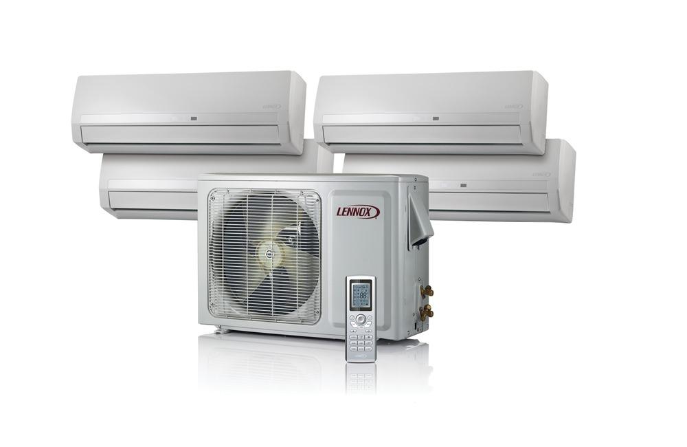 The Lennox MPA Ductless Mini Split Heat Pump and Multi-Zone Mini ...
