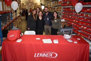 Lennox Grand Opening in Fort Worth TX
