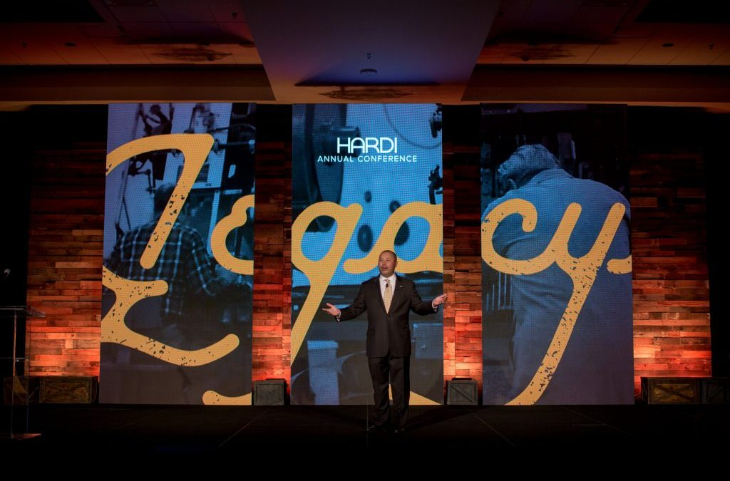 HARDI Captures Industry Spirit with Record-Breaking 2018 Annual Conference: Legacy