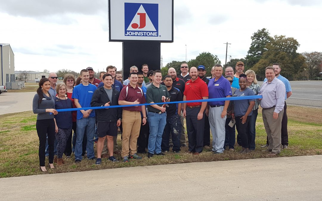 Johnstone Supply Customer Appreciation Day and Ribbon Cutting in College Station TX