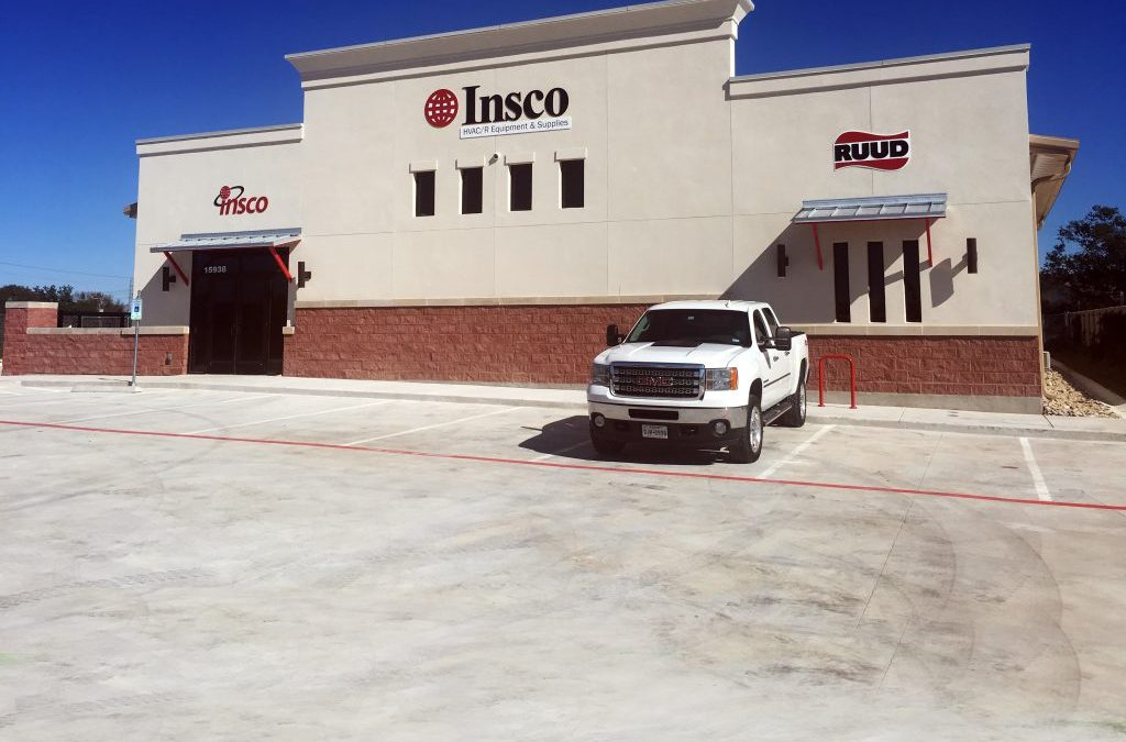 Insco Distributing Celebrates Grand Opening of Their Newest Branch in San Antonio