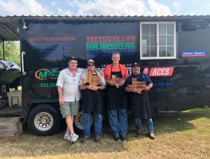 TACCA Greater Houston BBQ Cook Off