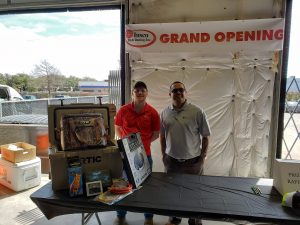 Insco Distributing Grand Opening in Austin TX