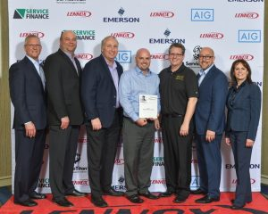 Abacus Plumbing, Air Conditioning & Electrical Wins Prestigious Circle of Excellence Award from Lennox
