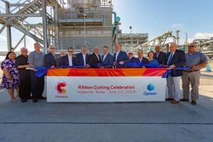 Chemours Inaugurates New Opteon™ Refrigerants Facility Near Corpus Christi, Texas