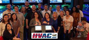 Hugh Cunningham HVAC Team Builder