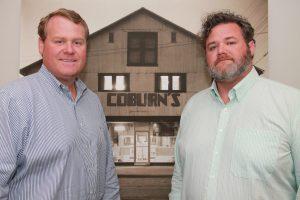 4th Generation Transitioning to Coburn's Executive Leadership